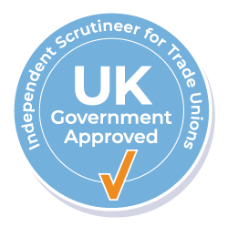 Mi-Voice UK Government Approved Logo
