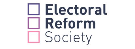 Mi-Voice Electoral Reform Society logo