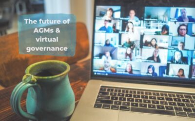 The future of AGMs and virtual governance